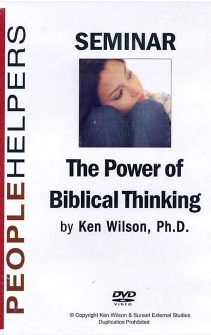 THE POWER OF BIBLICAL THINKING DVD